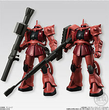 Mobile Suit Gundam 5'' Char's Zaku Universal Unit Mini Model Trading Figure
