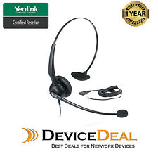Yealink YHS32 Call Center Wired Headset for IP Phone