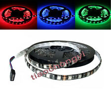 PCB Black 5050 SMD RGB 5M 300LED Strip Light for Bar Decoration IP65 Waterproof