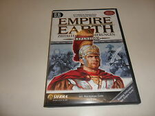 PC Empire Earth-era delle conquiste add-on