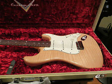 Fender Custom Shop Custom Deluxe Stratocaster Natural Flame 2013 Collection NOS