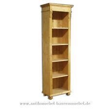 Bücherregal,Holzregal,Regal,Regalwand,Massiv,Gründerzeit,Landhausmöbel,Weichholz