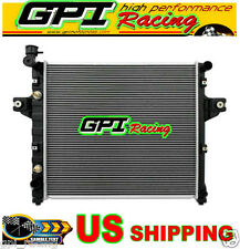 NEW RADIATOR 99-04 Jeep Grand Cherokee 4.0 L6 AT/MT *Drivers Side Fill Neck*2262
