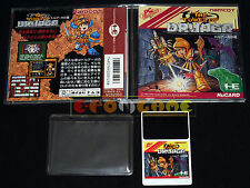THE TOWER OF DRUAGA Pc Engine Pce HuCard Versione Giapponese ••••• COMPLETO