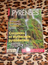 PYRENEES MAGAZINE n° 72 - novembre-décembre 2000