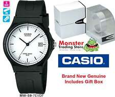 AUSTRALIAN SELLER CASIO 50M WATER RESIST DATE MW59 MW-59-7EV 12-MONTH WARRANTY