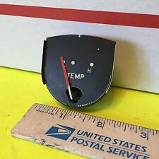 Studebaker temperature gauge, NOS.     Item:  3785
