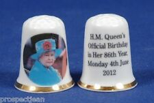"""""""SPECIAL OFFER"""" Miss Mouse's Blunder (Queen's Birthday) Wrong DateThimble B/88"""