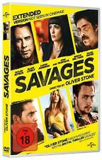 DVD - Savages - Oliver Stone Film / #640