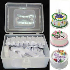 100 Piece DIY Cookies Muffin Cake Cupcake Icing Decorating Making Cooking Kit