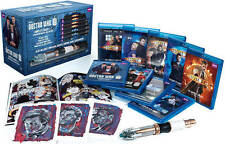 Doctor Who: Complete Series 1-7 Blu-ray Giftset Sonic Screwdriver & Postcards