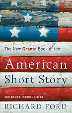 The Granta Book of the American Short Story: v. 1, Good Condition Book, , ISBN 9