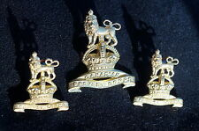 WW2 Canadian Provost Corps Cap Badge and Collar Dogs Insignia