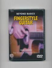 FINGERSTYLE ACOUSTIC GUITAR BEGINNER NEW DVD