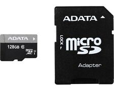128 GB Micro SD TF Class 10 Memory Card With Adapter. Quick Postage