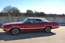 Oldsmobile : Cutlass 442