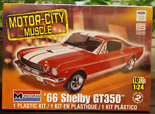 1966 Ford Mustang Shelby GT 350, 1:24, Revell-USA 4293