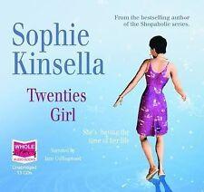 Twenties Girl (unabridged audiobook), Sophie Kinsella, narrated by Jane Collingw