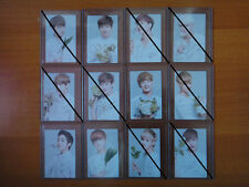 EXO Nature Republic Ver.B photo card Official Suho Chen D.O Luhan Xiumin