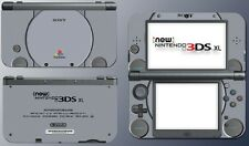 Retro Video Game System Playstation PSOne PSX Decal Skin New Nintendo 3DS XL