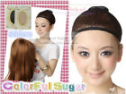 Stretchable Mesh Wig Cap Elastic Hair Snood Nets for Cosplay & Fashion