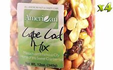 48oz Gourmet Style Bag of Cape Cod Cranberry Mix with Fruits & Nuts [3 lbs.]