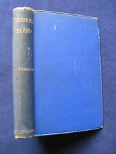 TREASURE ISLAND by ROBERT LOUIS STEVENSON 1st Ed of the Most Famous Pirate Novel