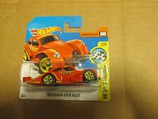 HOT WHEELS 2017 56/365 SPEED GRAPHICS 2/10 VOLKSWAGEN KAFER RACER NEW ON CARD