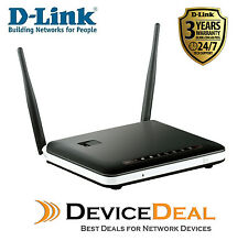 D-LINK DWR-116 N300 3G/4G Wireless Rounter - Work With 3G/4G USB Dongle