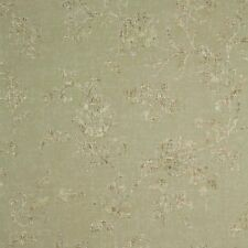 Mirage Paulomie Olive Jacobean Scroll Damask Textured Wallpaper FD54539