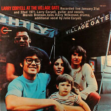 "Larry Coryell: ""At The Village Gate""  (CD)"