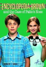 Encyclopedia Brown And The Case Of Pablo's Nose (Turtleback School & Library Bin