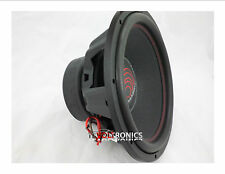 "Massive Audio ToroX 154  15"" DVC WOOFER 2000 watt"
