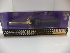 Hot Tools Professional 1101 Curling Iron with Multi-Heat Control, Regular 3/4""