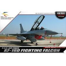 Academy 1/32 R.O.K. Air Force KF-16D Fighting Falcon Plastic Model Kit #12108
