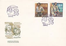 PORTUGAL  CEPT EUROPA FIRST DAY COVER 1980