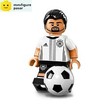 Lego 71014 DFB Germany Football Team Minifigure : No 6 - Sami Khedira - New