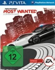 PS Vita Need For Speed Most Wanted alemán usado impecable
