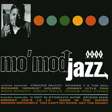 MO' MOD JAZZ NEW CD