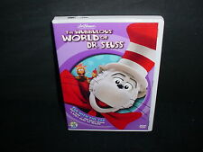 The Wubbulous World of Dr. Seuss Fun With The Cat DVD Movie