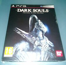 Dark Souls Prepare to Die Edition - PS3 Collector's Edition