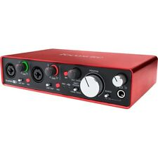 FOCUSRITE - SCARLETT 2i4 (2nd Gen)
