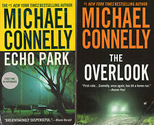 Complete Set Series - Lot of 20 Harry Bosch books by Michael Connelly