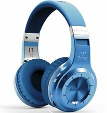 NEW! Bluetooth Audio Headphones Wireless Digital 4.1 Stereo Beats 40 Hrs Music