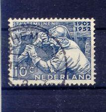 Niederlande_1952 Mi.Nr. 587 Kohleminen in Limburg