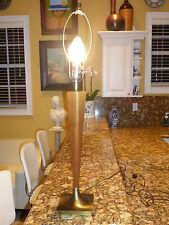 "Mid Century LAUREL WISHBONE Era Table Lamp - 31"" Tall"