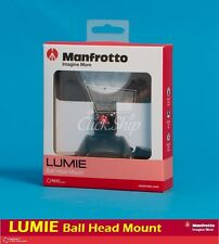 Manfrotto Ball Head for Lumie Series LED Lights Mfr # MLBALL