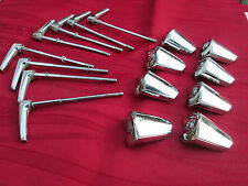 Premier 8 x Elite Bass Drum  Claws and T Rods
