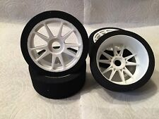 1/8 Buggy FOAM Tires Glued (WS)