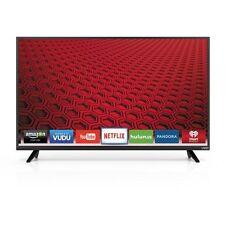 """Vizio E48-C2 48"""" Smart LED HDTV 1080p WiFi Apps NetFlix HDMI USB"""